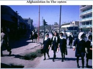 afganistan 1960